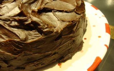 Bolo Pecado de Chocolate