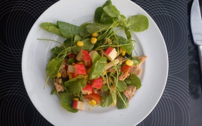 Hot Summer Salad
