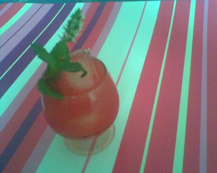 Cocktail de Melancia