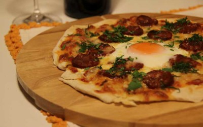 Pizza Alentejana