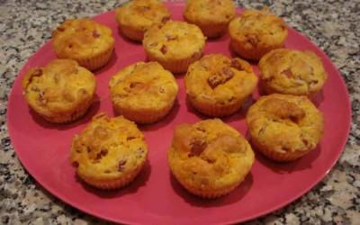 Muffins de Salgados