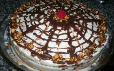 Delicia de coco e chocolate – Halloween