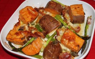 Jantar de batata doce