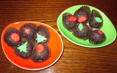 Brigadeiros de Chocolate