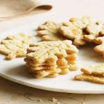 Biscoitos Folhas