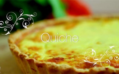Quiche- Vídeo