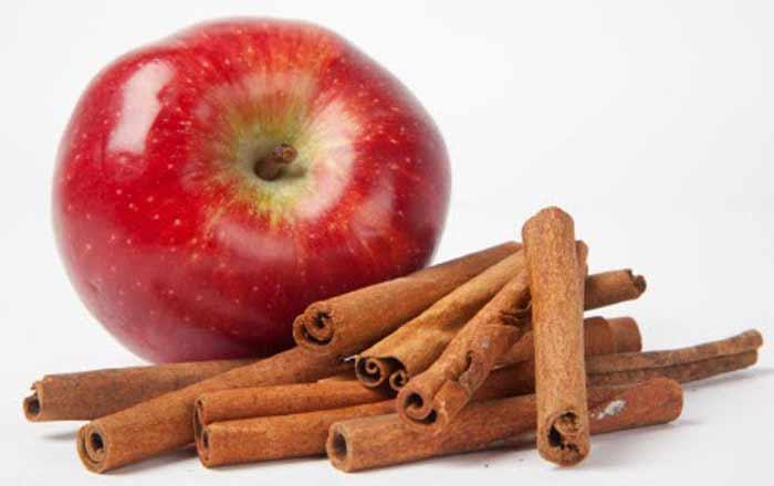 Chá de maçã e canela para emagrecer e perder barriga