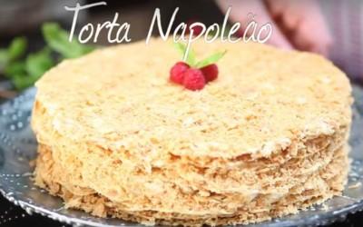 Torta Napoleão