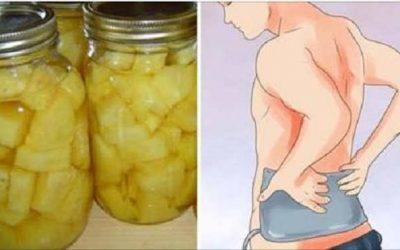Água de abacaxi todos os dias e veja sua barriga secar