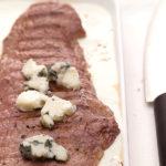 Bife da Vazia com Molho Roquefort
