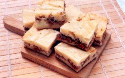 Receita de Torta de Liquidificador de Carne