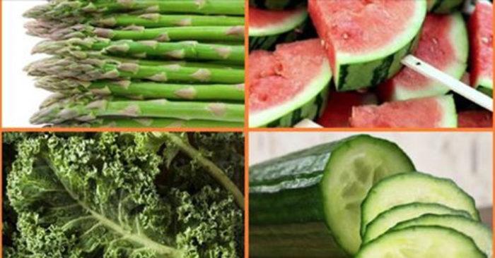 14 Alimentos com quase nenhuma caloria e um monte de nutrientes