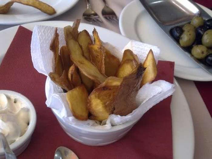 Aproveitar as cascas de batata