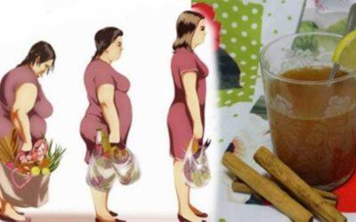 Esta simples bebida detox ajuda a perder até 4 quilos em 1 semana