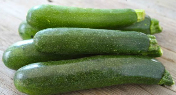 Benefícios da courgette ou abobrinha para a saúde