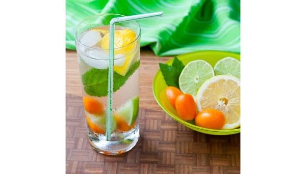 Perca peso e desintoxique com o refrigerante emagrecedor