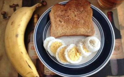 Os 4 melhores cafés da manhã para perder peso