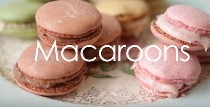 Como fazer Macarons