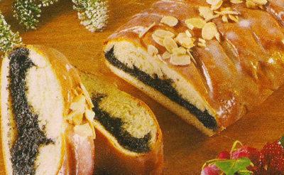 Pão de Sementes da Eslováquia