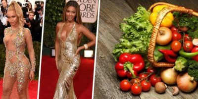 A dieta dos 22 dias que fez Beyoncé perder 29 Kg!