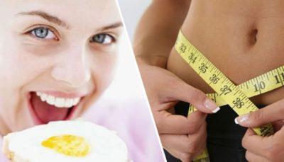 Dieta desafio do ovo para perder 3 quilos em 3 dias!