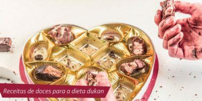 Dieta Dukan: Top 6 receitas de doces permitidos