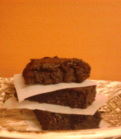 Brownies Veganos Integrais