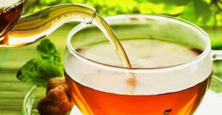 Chá de alfafa elimina o inchaço e reduz o peso