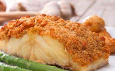 Bacalhau com Broa– tão simples… tão bom.