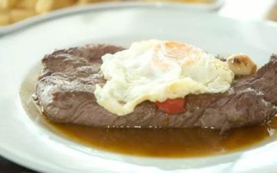 Bife à Regional dos Açores