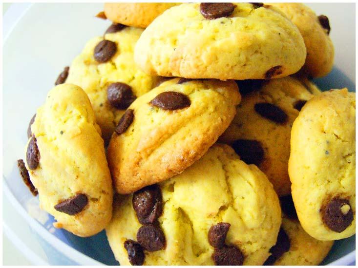 Biscoitos deliciosos – Perfeitos para levar para a Praia!!