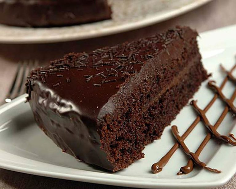 Bolo de chocolate especial