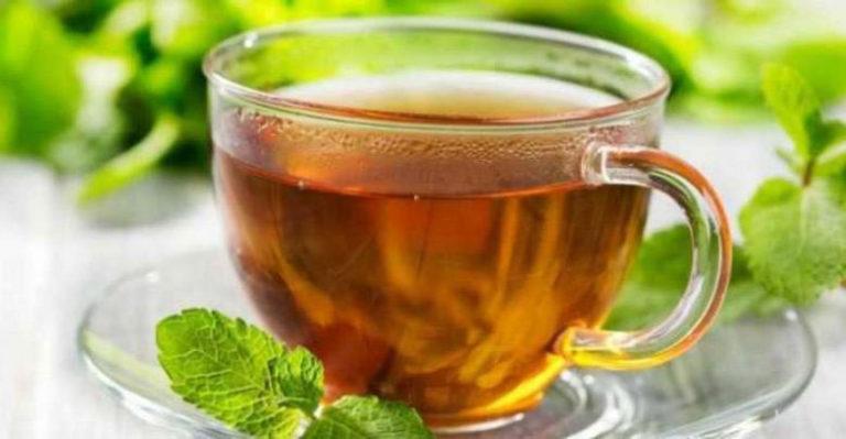 Chá para evitar a flacidez