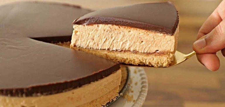 Cheesecake de Café