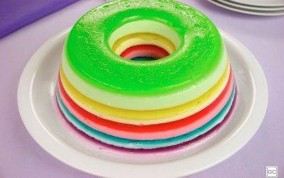 Doce de gelatina, Fácil e delicioso
