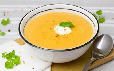 Sopa queima gordura – perca 5 kg numa semana