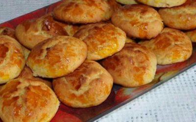 Biscoitos de limão. Fáceis e rápidos de preparar!