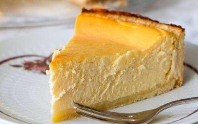 Cheesecake Alemão – Muito cremoso