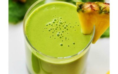 Smoothie verde Detox – Barriga lisa